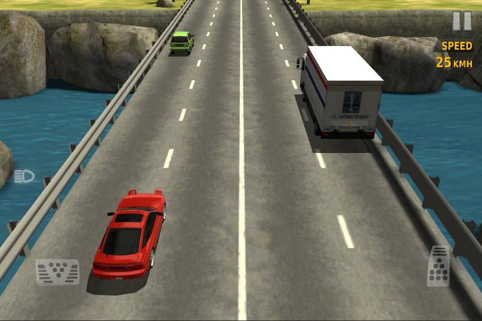 traffic racer hileli apk dayı indir