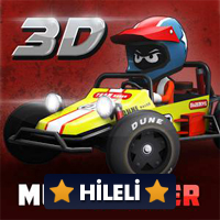 Mini Racing Adventures 1.11.4 Para Hileli Mod Apk indir