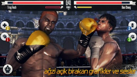 punch boxing hileli apk