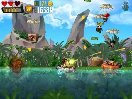 Ramboat: Hero Shooting Game 3.6.2 Elmas ve Para Hileli Mod Apk İndir