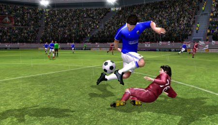 Dream League Soccer 4.01 Para Hileli Apk indir