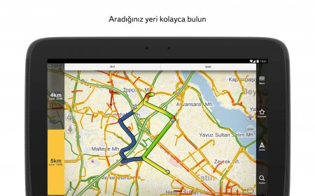 Yandex.Navigasyon Apk indir