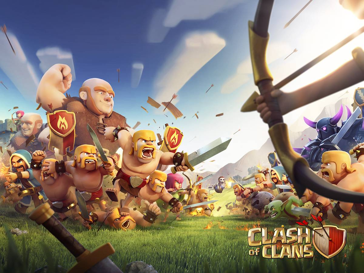 clash of clans apk hile nas l indirilir android
