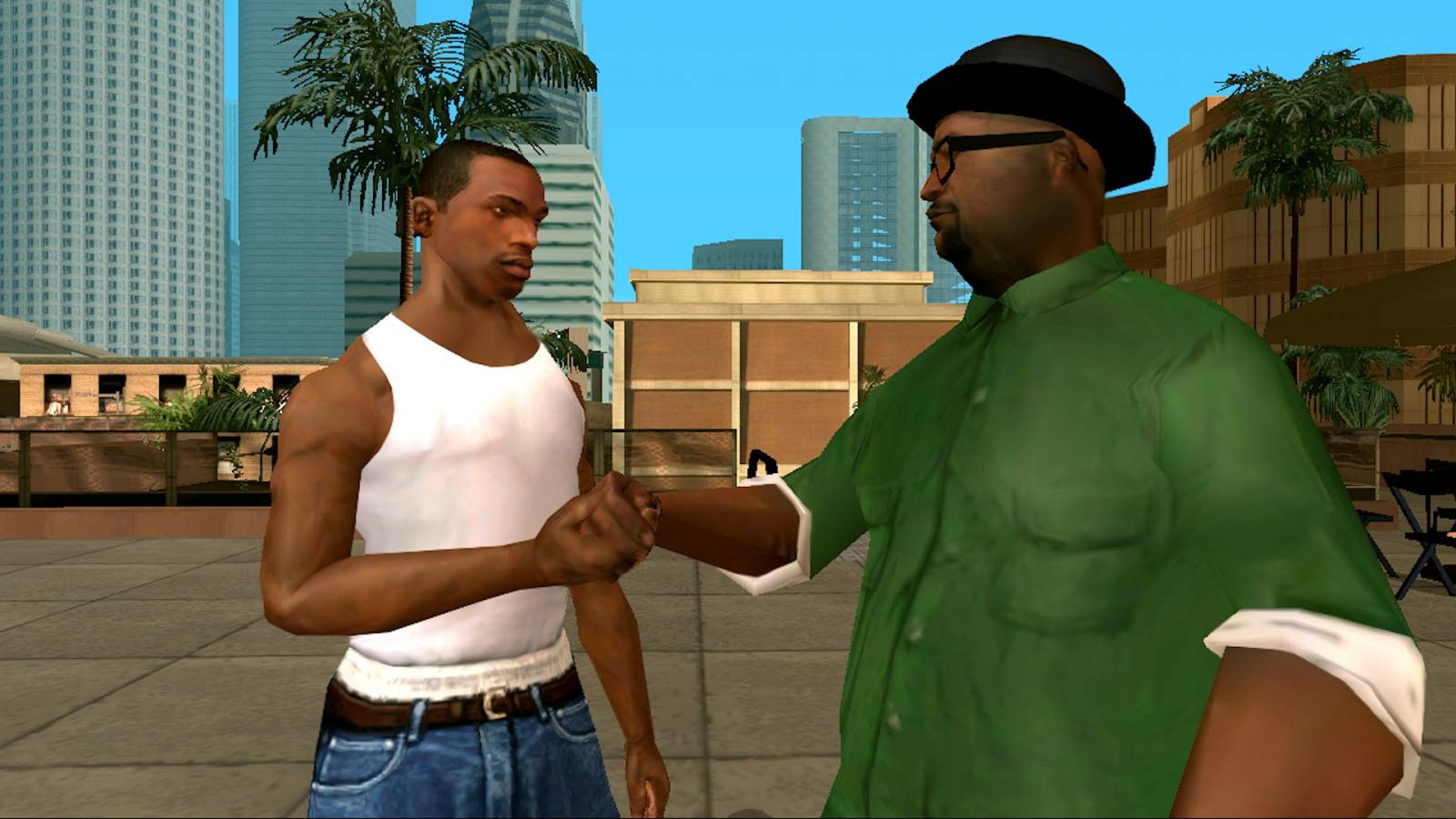 Grand Theft Auto San Andreas 1 08 Para Hileli Mod Apk indir