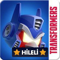 Angry Birds Transformers 1.37.1 Para Hileli Mod Apk indir
