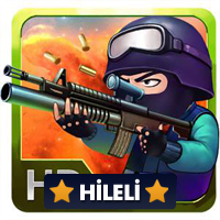 Little Gunfight: Counter-Terror 2.3 Para Hileli Mod Apk indir