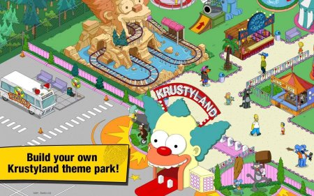 The Simpsons: Tapped Out 4.24.1 Para Hileli Mod Apk indir