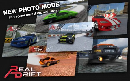 Real Drift Car Racing Para Hileli Apk indir