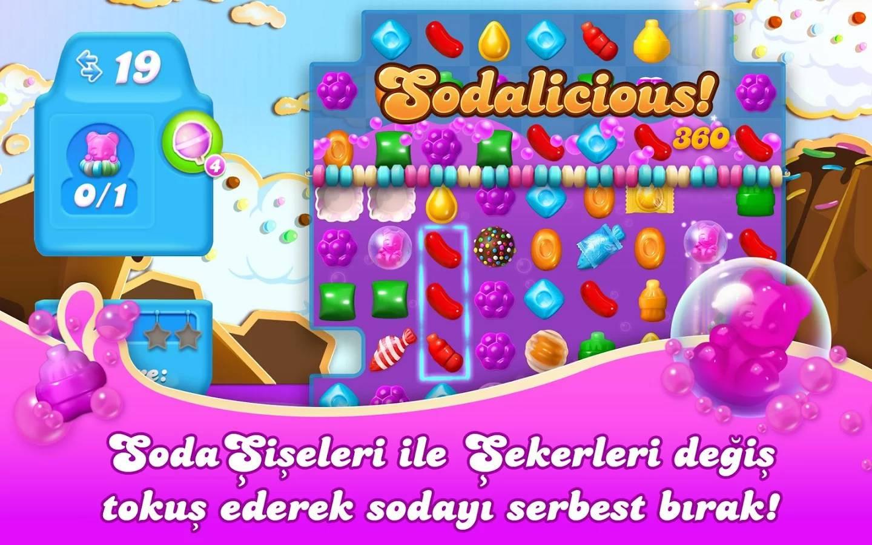 candy crush soda saga apk indir
