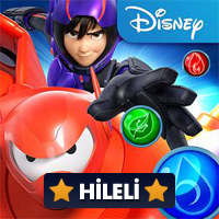 Big Hero 6 Bot Fight 2.7.0 Para Hileli Mod Apk indir