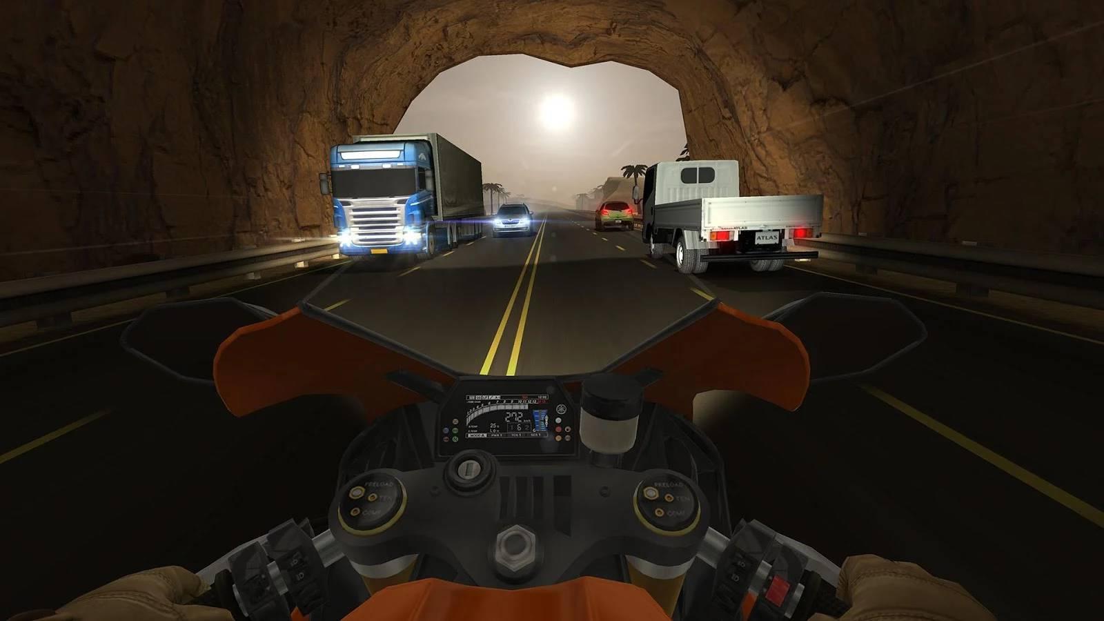 Traffic Rider 1 61 Para Hileli Mod Apk indir » APK Dayı