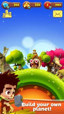 Gemmy Lands 7.0 Can ve Para Hileli Mod Apk indir