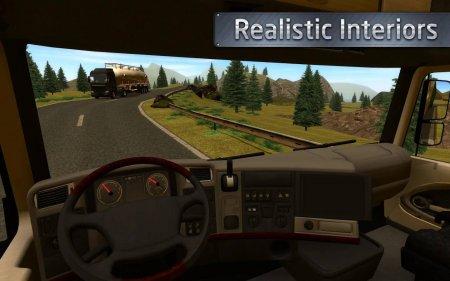 Euro Truck Driver Para Hileli Apk indir