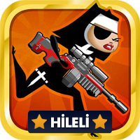 Nun Attack: Run And Gun 1.6.4 Para ve Elmas Hileli Mod Apk indir