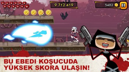 Nun Attack: Run And Gun 1.6.2 Para ve Elmas Hileli Mod Apk indir