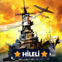 Warship Battle: 3D World War II 3.0.3 Altın Hileli Mod Apk indir