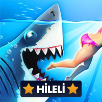 Hungry Shark World 3.1.4 Para Hileli Mod Apk indir