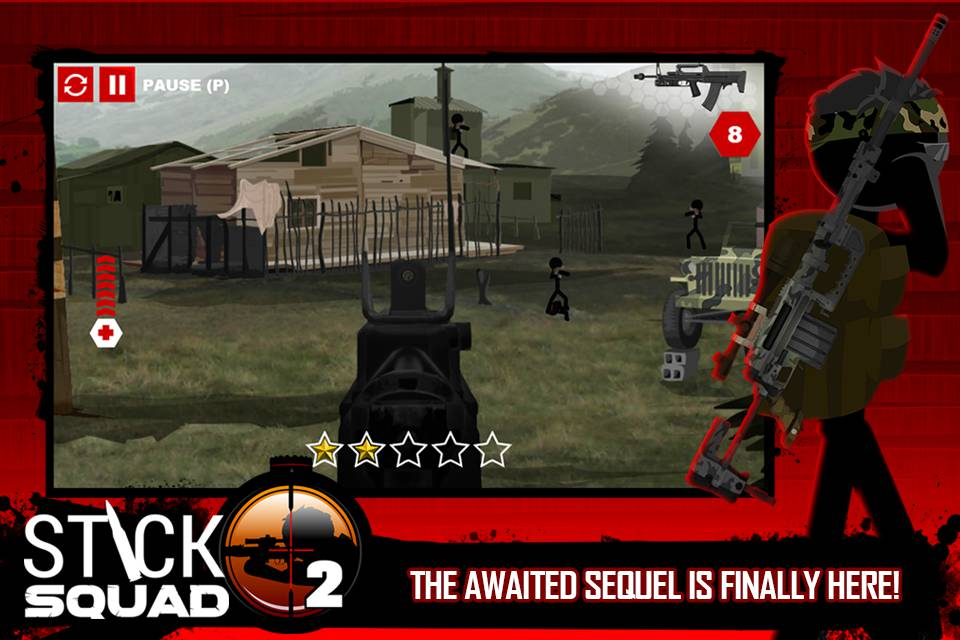 Stick squad 4 скачать на андроид