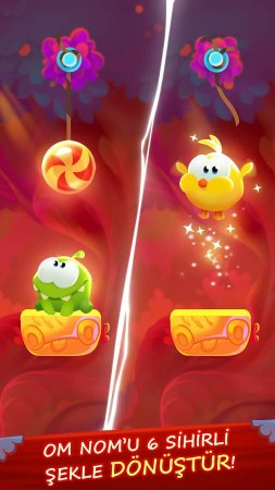Cut the Rope: Magic 1.12.0 Para Hileli Mod Apk indir