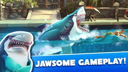 Hungry Shark World 1.8.4 Para Hileli Mod Apk indir