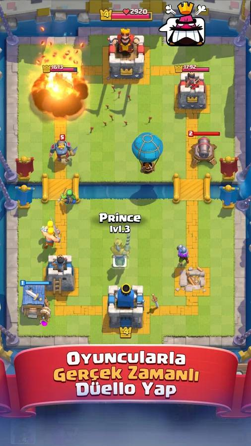 clash of clans hile apk indir android cepde