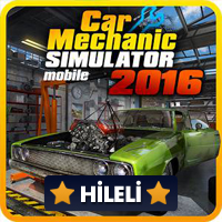 Car Mechanic Simulator 2016 1.1.6 Para Hileli Mod Apk indir