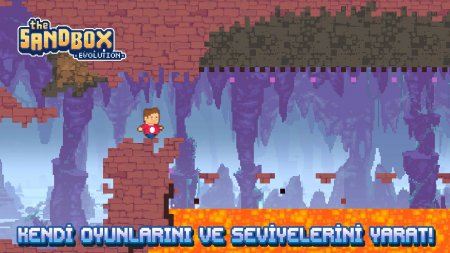 The Sandbox Evolution 1.7.1 Para Hileli Mod Apk indir