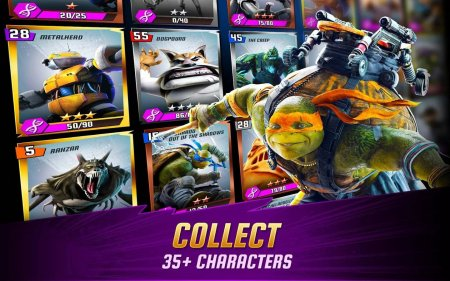 Ninja Turtles: Legends 1.7.15 Para Hileli Mod Apk indir