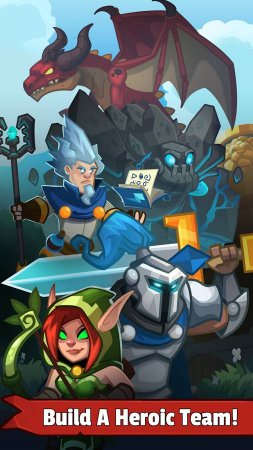 Legends TD - None Shall Pass! 1.0.1 Kristal Hileli Mod Apk indir