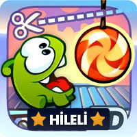 Cut the Rope HD 3.15.1 Para Hileli Mod Apk indir