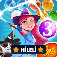 Bubble Witch 3 Saga 5.6.3 Can Hileli Mod Apk indir