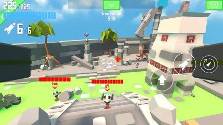 Rocket Shock 3D 0.3.1 Para Hileli Mod Apk indir