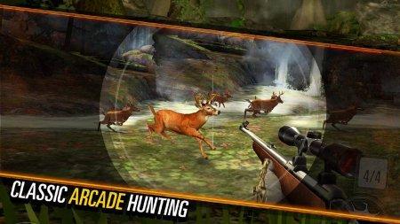 Deer Hunter Classic 3.2.2 Para Hileli Mod Apk indir