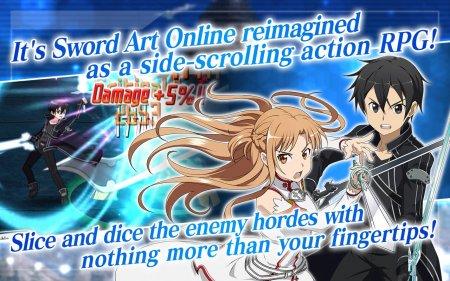 SWORD ART ONLINE: Memory Defrag 1.7.3 Yüksek Güç Hileli Mod Apk indir