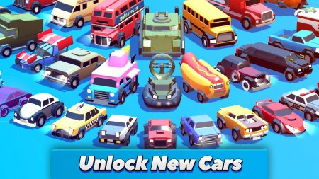 Crash of Cars 1.3.21 Para Hileli Mod Apk indir