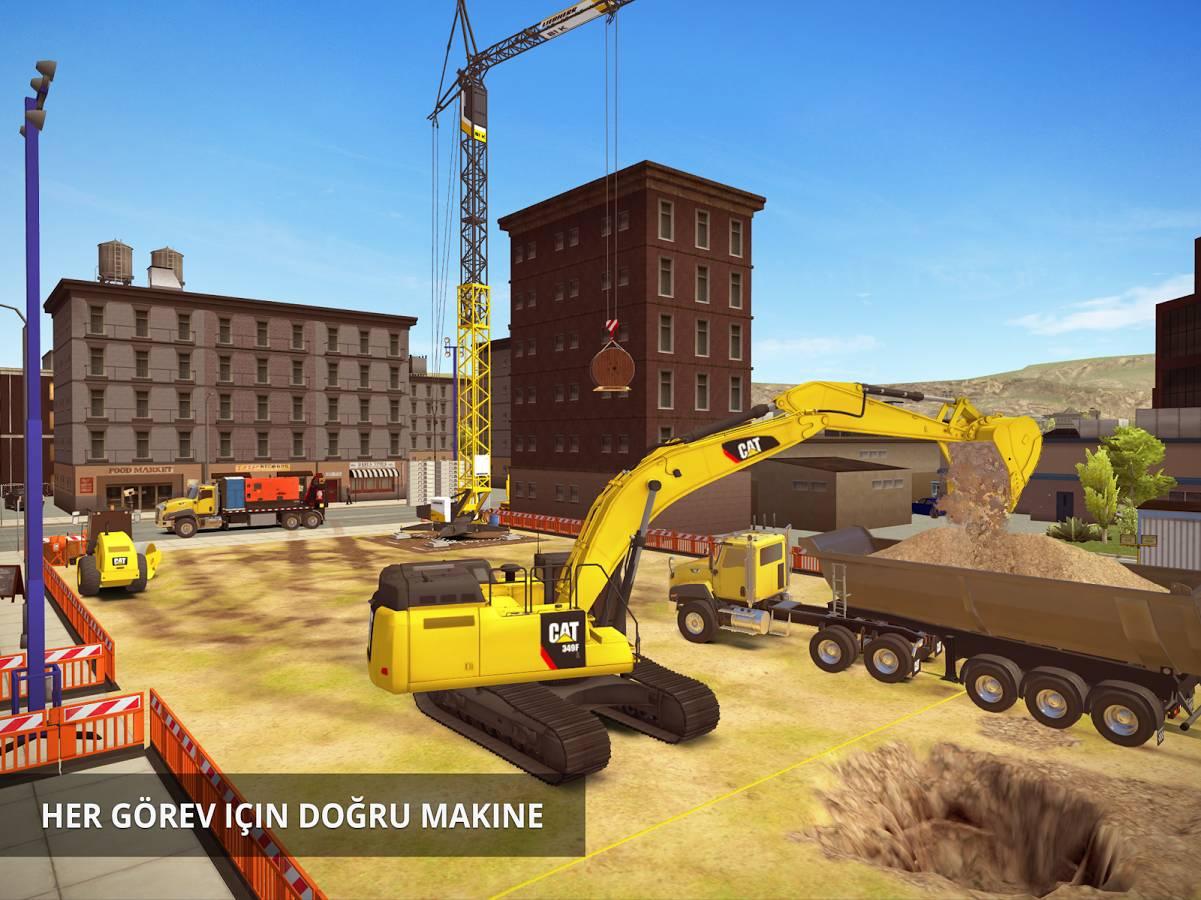 construction simulator 2017 apk indir