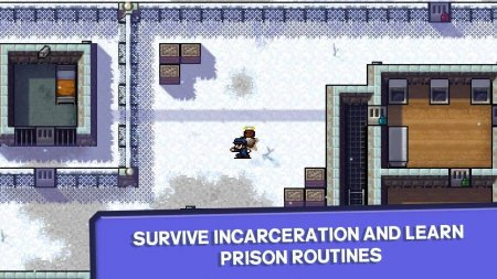 The Escapists 1.1.5.545782 Para Hileli Mod Apk indir