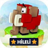 Blocky Castle 1.0.0 Para Hileli Mod Apk indir