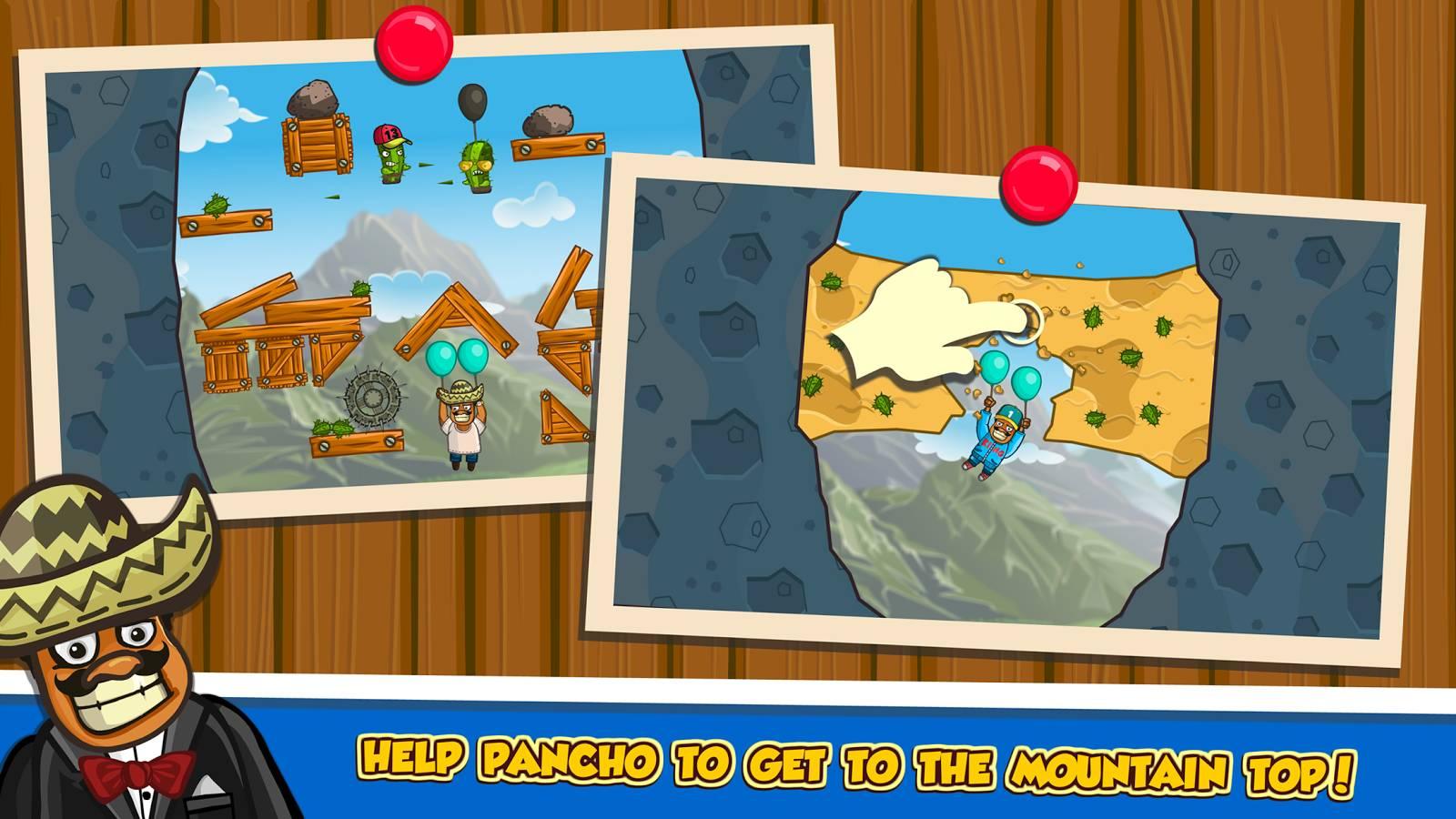 amigo pancho 2 puzzle journey 121 para hileli mod apk