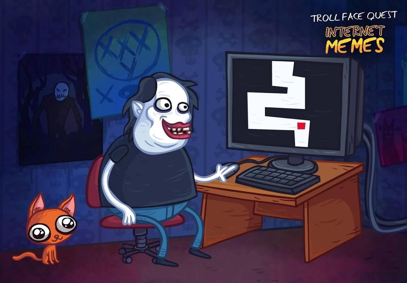 82f5e2fc27 Troll Face Quest Internet Memes 1.0.7 İpucu Hileli Mod Apk ..