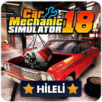 Car Mechanic Simulator 18 1.2.4 Para Hileli Mod Apk indir