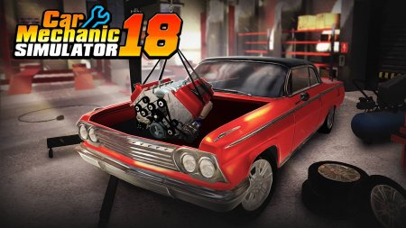 Car Mechanic Simulator 18 1.1.4 Para Hileli Mod Apk indir