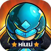 Galaxy defense: Lost planet 0.7.9 Para Hileli Mod Apk indir