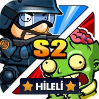 SWAT and Zombies Season 2 1.0.12 Para Hileli Mod Apk indir