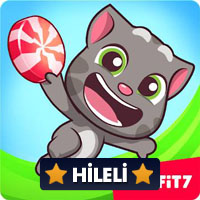 Talking Tom Candy Run 1.1.1.112 Para Hileli Mod Apk indir