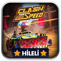 Clash for Speed – Xtreme Combat Racing 1.1.3 Para Hileli Mod Apk indir