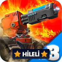 Defense Legend 3: Future War 2.4.6 Para Hileli Mod Apk indir