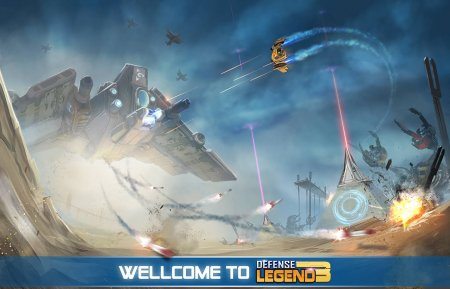 Defense Legend 3: Future War 2.4 Para Hileli Mod Apk indir