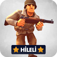 Mighty Army : World War 2 1.0.7 Para Hileli Mod Apk indir