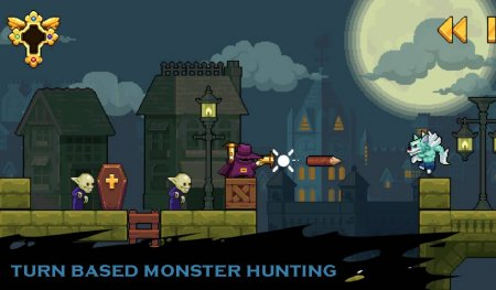 Turn Undead 2: Monster Hunter 0.1 Para Hileli Mod Apk indir